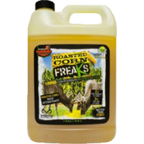 Display product reviews for Evolved Habitats Roasted Corn Freaks Liquid Deer Attractant