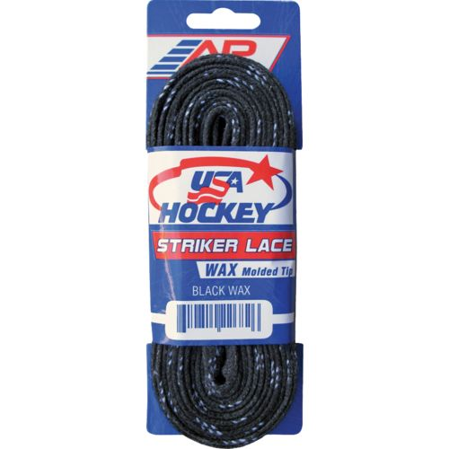 A&R USA Hockey Stricker Waxed Laces
