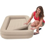 INTEX Youth Travel Bed Set with Hand Pump - view number 3