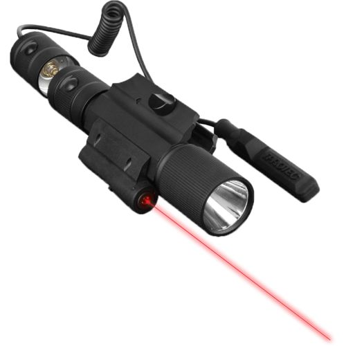 iProtec RM400 LED Firearm Light with Laser