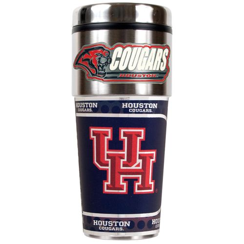 Great American Products University of Houston 16 oz. Travel Tumbler