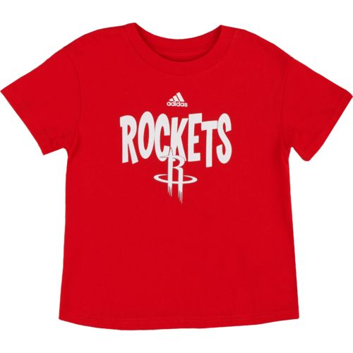 adidas™ Boys' Houston Rockets James Harden #13 Whirlwind T-shirt
