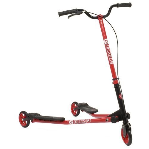 Yvolution Kids' Y Fliker F3 Flow Series Scooter