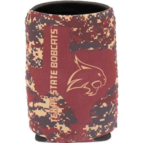 Kolder Texas State University 12 oz. Digi Camo Kaddy