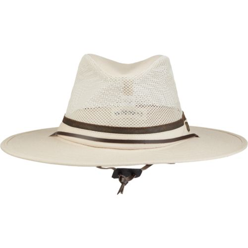 Magellan Outdoors Men's Big Brim Twill Safari Hat