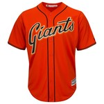 Majestic Men's San Francisco Giants Hunter Pence #8 Cool Base® Jersey - view number 2