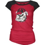 Three Squared Women's University of Georgia Kylie T-shirt