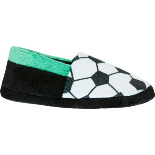 Austin Trading Co. Kids' Soccer Slippers