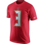 Nike Men's Tampa Bay Buccaneers Jameis Winston #3 T-shirt - view number 2