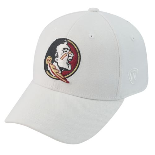 Top of the World Adults' Florida State University Premium Collection Cap - view number 1