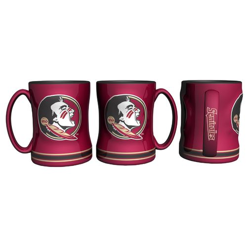Boelter Brands Florida State University 14 oz. Relief-Style