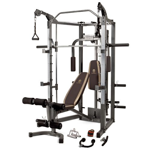 Marcy SM-4008 Smith Machine - view number 5