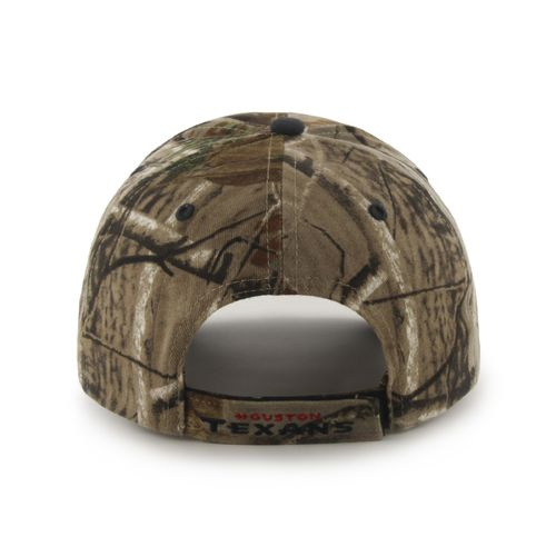 '47 Adults' Houston Texans Realtree Frost MVP Cap - view number 2