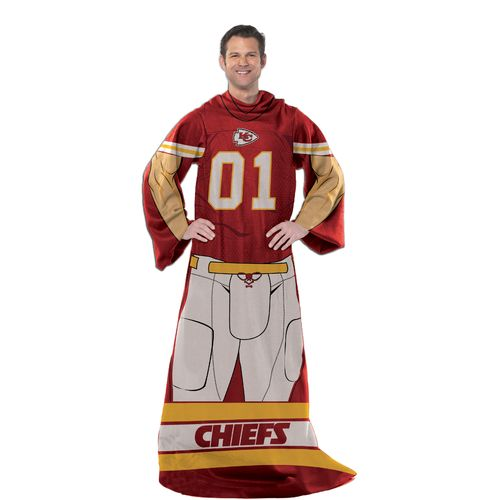The Northwest Company Kansas City Chiefs Uniform Comfy Throw