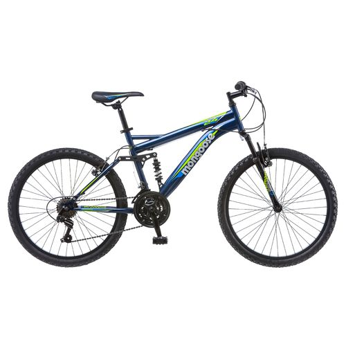 "Mongoose® Boys' Griffin 24"" 21-Speed Mountain Bicycle"
