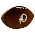 The Northwest Company Washington Redskins Football Shaped Plush Pillow - view number 1