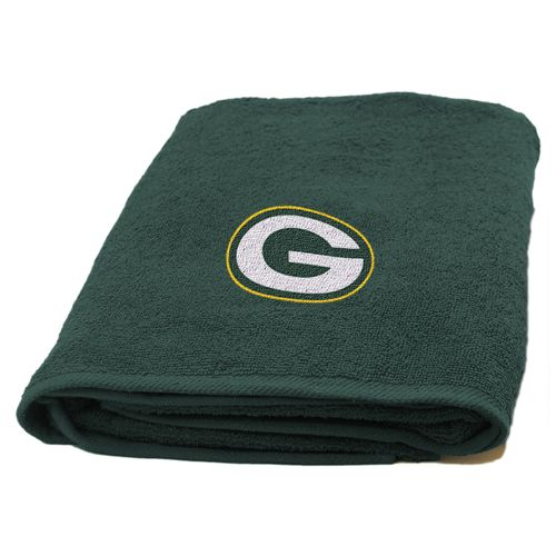 The Northwest Company Green Bay Packers Appliqué Bath