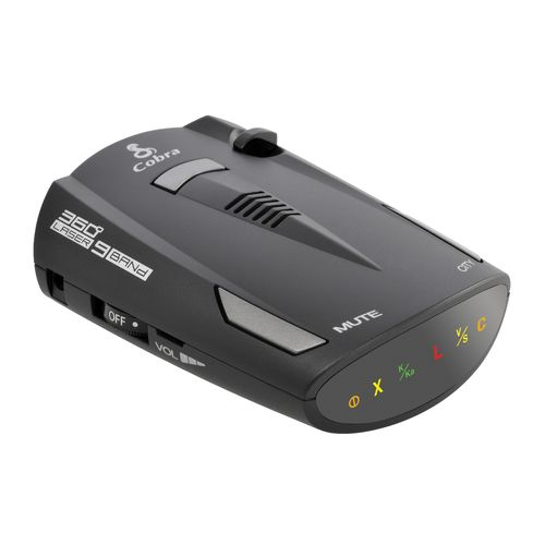 Cobra XRS7100 9-Band Radar Detector
