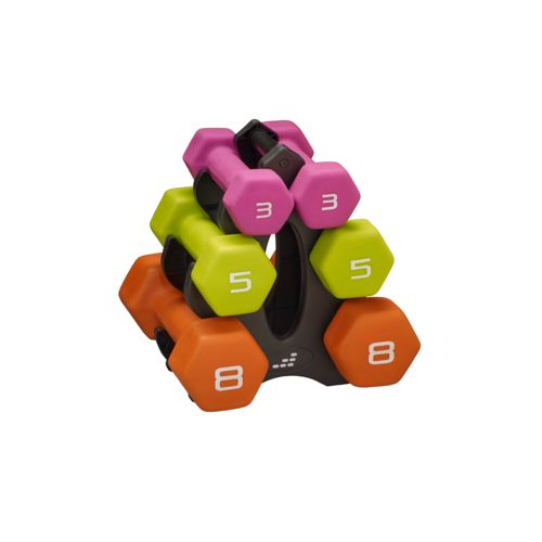 Display product reviews for BCG 32 lbs Dumbbell Set