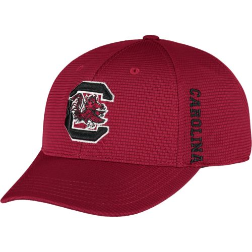 Top of the World Men's University of South Carolina Booster Plus Cap - view number 1