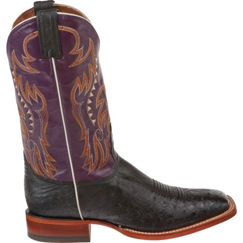 Nocona Boots Men's Premium Smooth Ostrich Western Boots