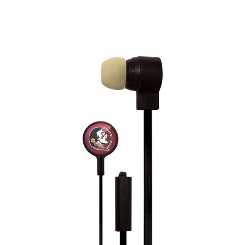 Mizco Florida State University Big Logo Earbuds