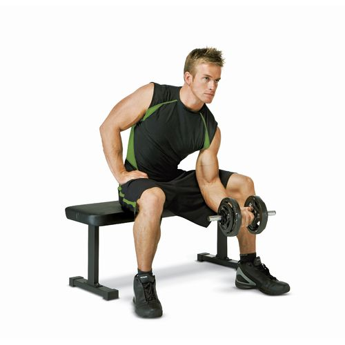 Display product reviews for Marcy Utility Flat Bench
