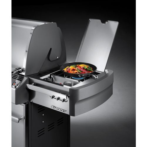 Weber® Summit® E-670™ 6-Burner Liquid Propane Gas Grill - view number 6
