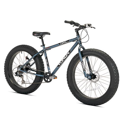 Display product reviews for GMC Men's Yukon Fat Tire 26 in Bicycle
