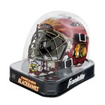 Franklin NHL Team Series Chicago Blackhawks Mini Goalie Mask - view number 2