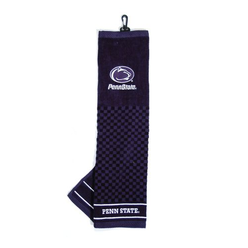 Team Golf Penn State Embroidered Towel
