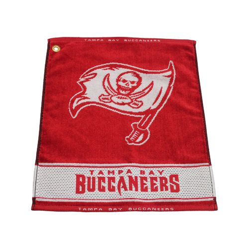 Team Golf Tampa Bay Buccaneers Woven Towel