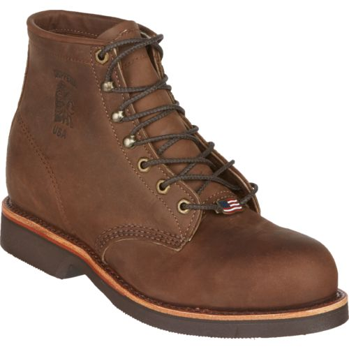 Chippewa Boots Men's Apache Utility Lace-Up Rugged Outdoor Boots - view number 2