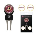Team Golf Washington Redskins Divot Tool and Ball Marker Set - view number 1