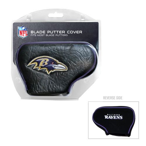 Team Golf Baltimore Ravens Blade Putter Cover