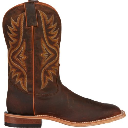 Tony Lama Men's Worn Goat Americana Western Boots - view number 1