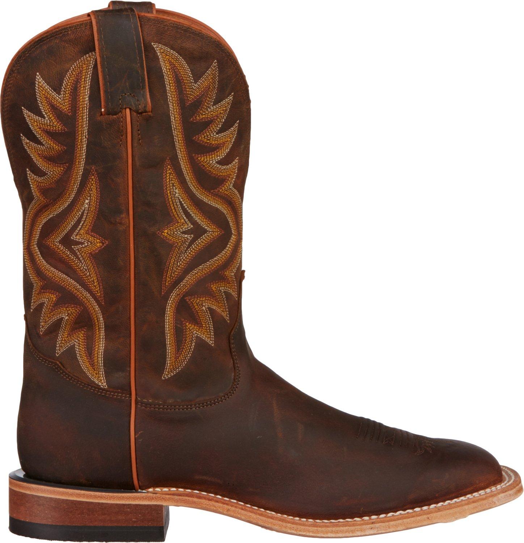 Tony Lama Men's Worn Goat Americana Western Boots