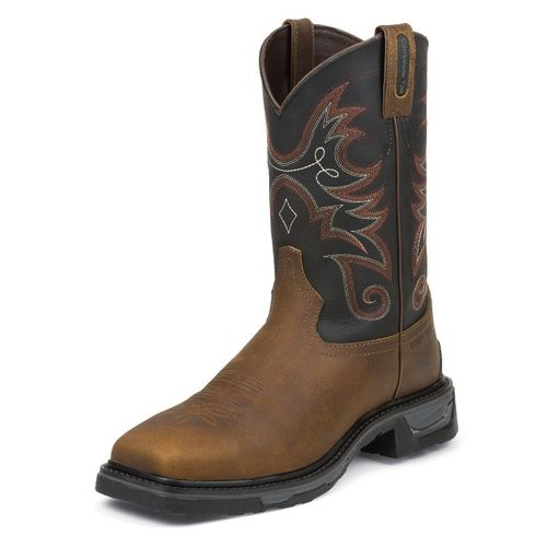 Tony Lama Men's Tacoma TLX® Composition-Toe Western Work