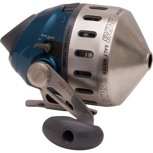 Zebco 808 Saltfisher Spincast Reel Convertible - view number 1
