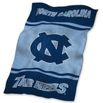 Logo University of North Carolina Ultrasoft Blanket