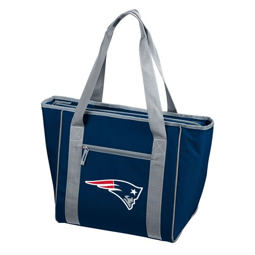 Logo™ New England Patriots 30-Can Cooler Tote Bag