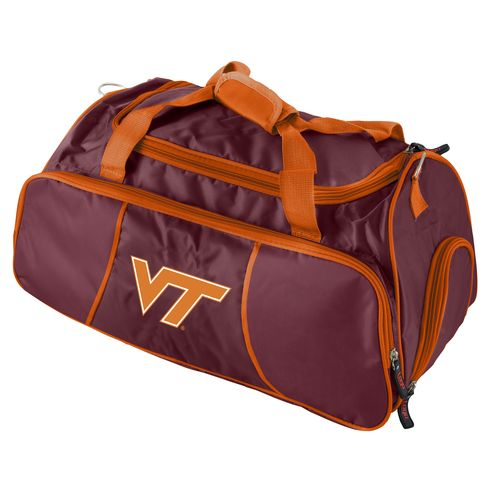 Logo™ Virginia Tech Athletic Duffel Bag