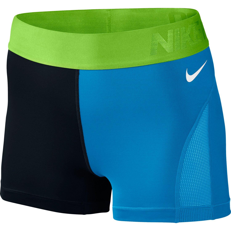 """Nike Women's Pro Hypercool 3"""" Colorblock Short"""