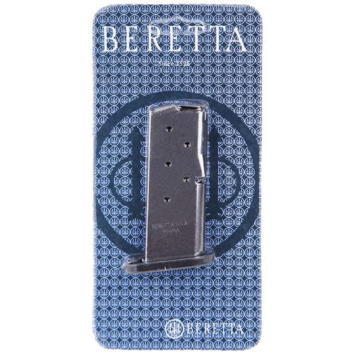 Beretta BU9 Nano 9mm 6-Round Magazine - view number 1