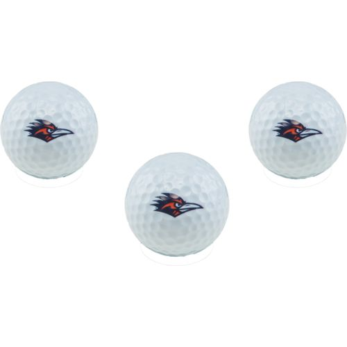Team Golf University of Texas at San Antonio Golf Balls 3-Pack - view number 1