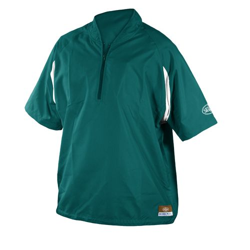 Louisville Slugger Adults' 1/4 Zip Batting Cage Pullover