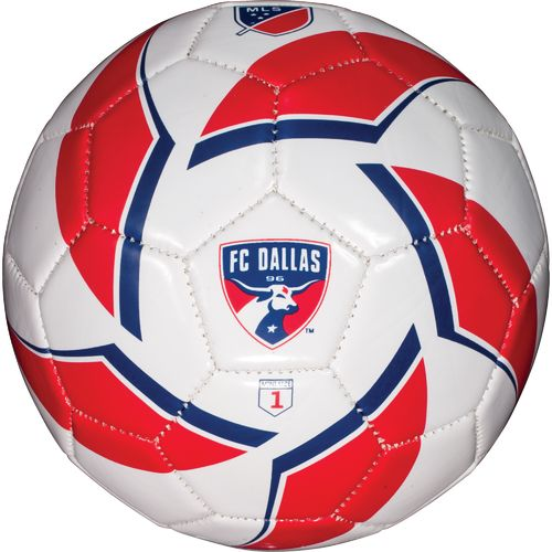 Franklin Kids' FC Dallas Size 1 Mini Soccer Ball