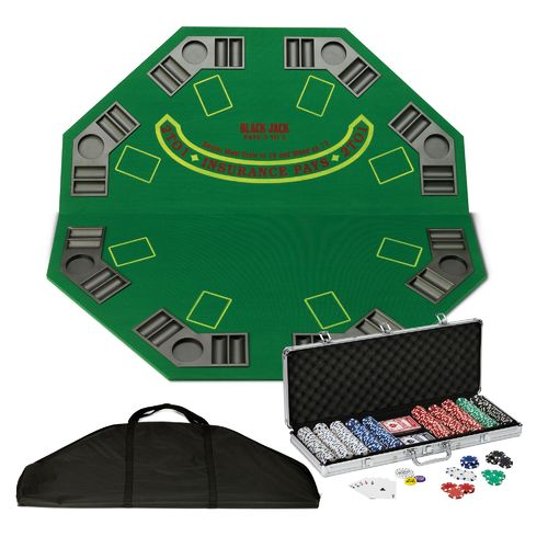 Poker, Cards, Dominoes | Poker Tabletop, Poker Chip Case | Academy