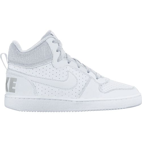 Nike™ Boys' Recreation Mid-Top Basketball Shoes