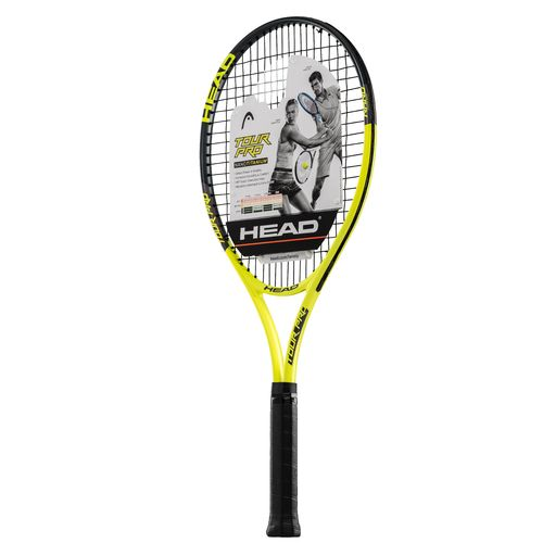 Display product reviews for HEAD Tour Pro Tennis Racquet